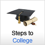 steps to college