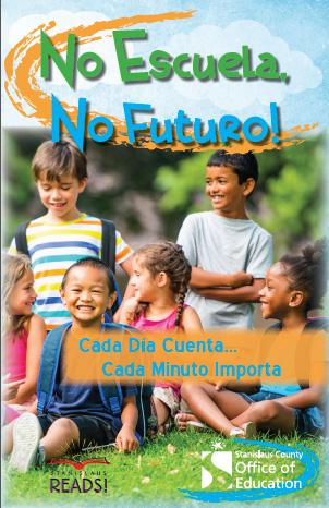 Elementary Poster - Spanish
