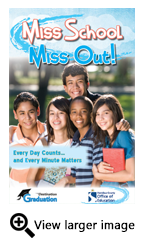 Middle School Poster - English