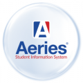 Aeries button
