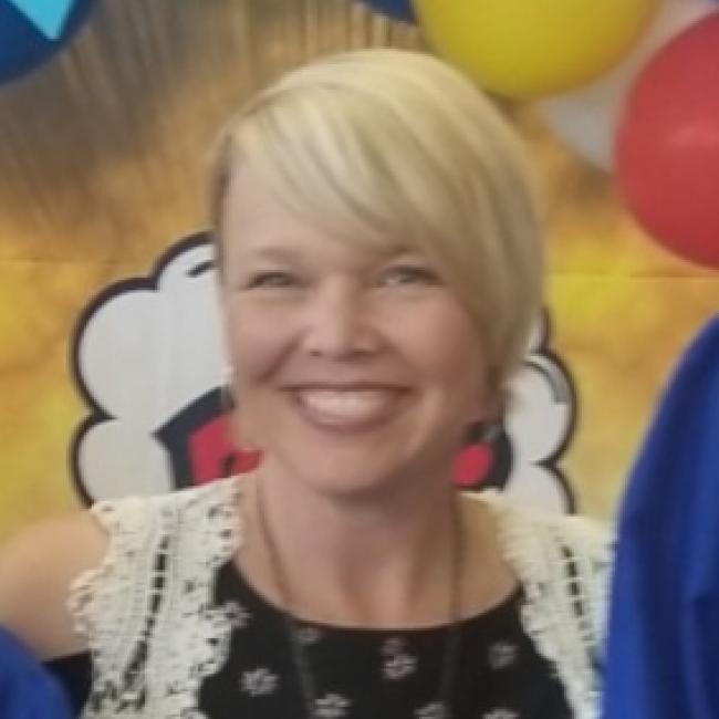headshot of Karen Walden