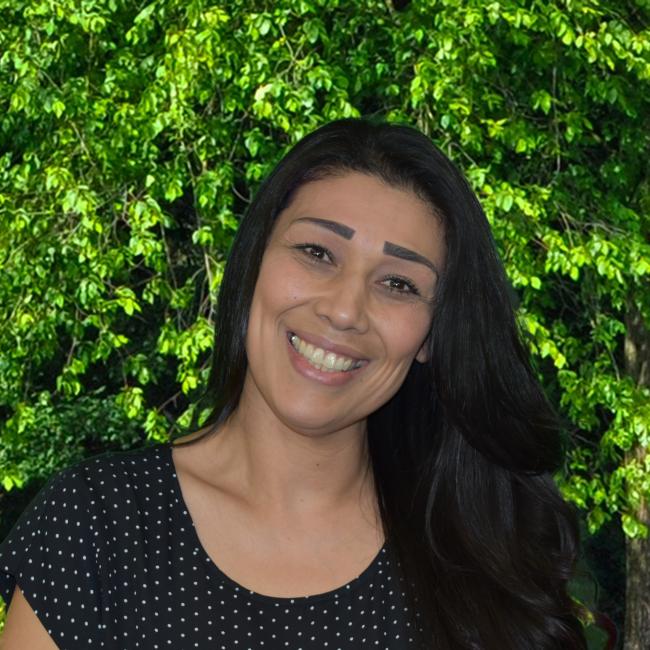 Foster Youth Staff member, Elisa Beltran