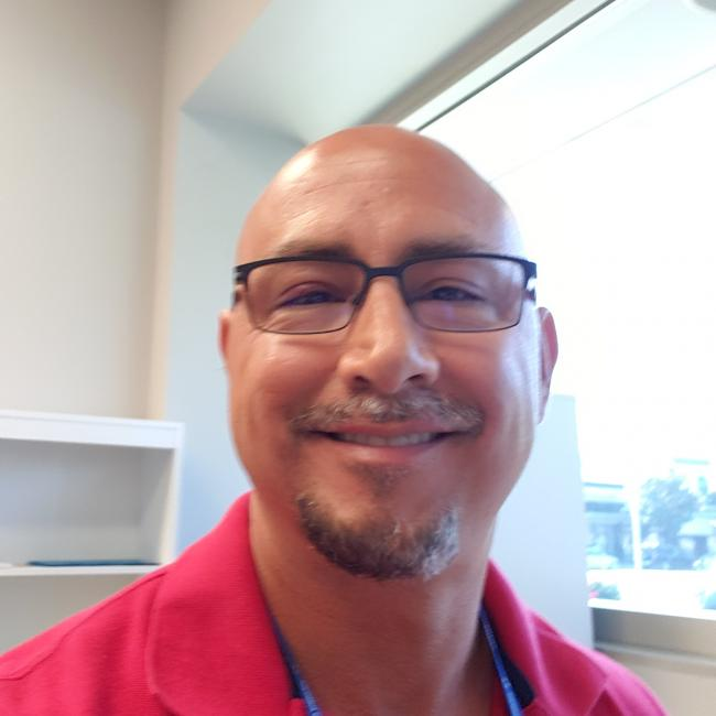 headshot of John Vernacchio