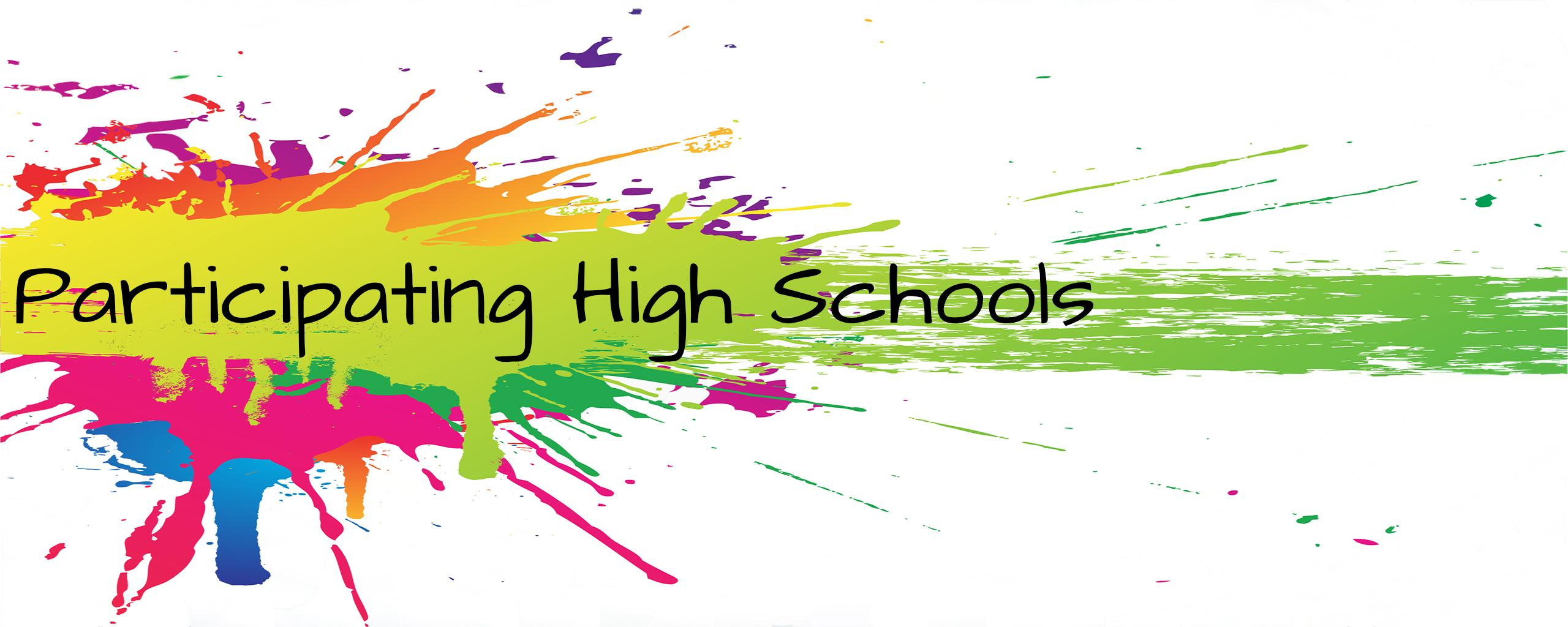 Participating High Schools