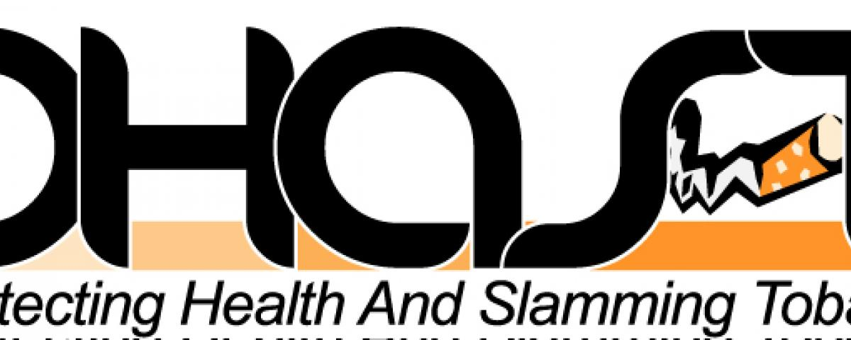 PHAST: Protecting Health and Slamming Tobacco