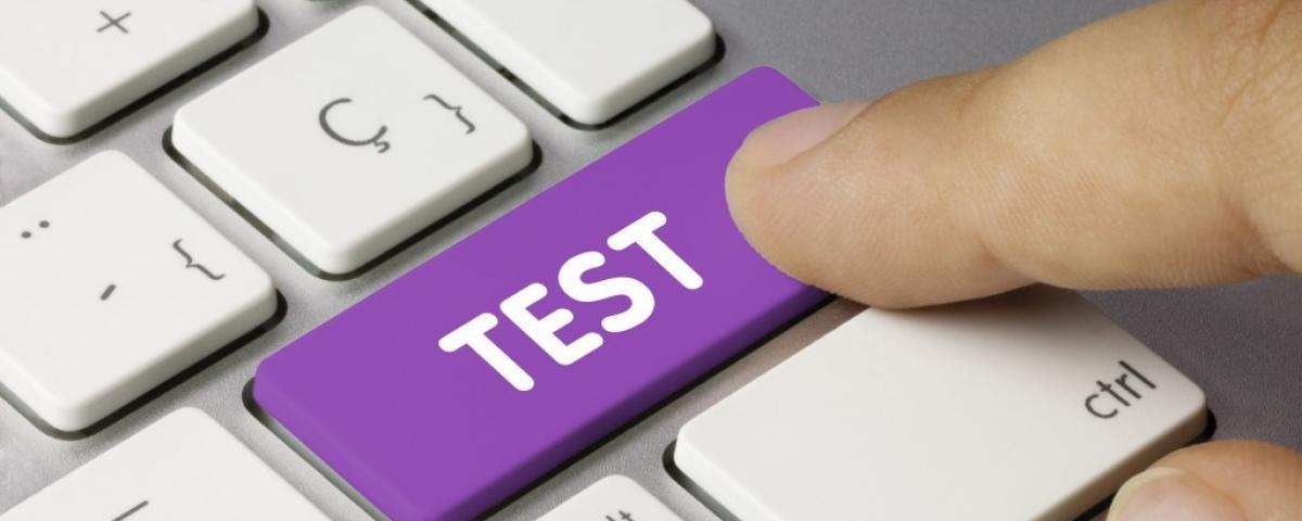 Test Keyboard