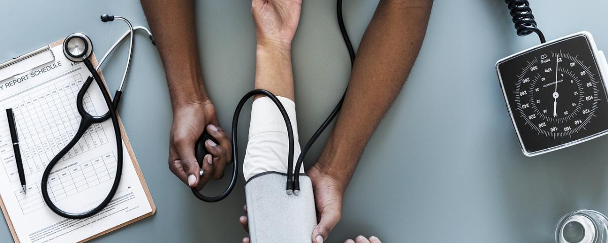 healthcare, blood pressure monitoring